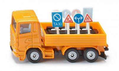 Siku Minature Road Maintenance Lorry  image