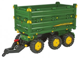 Rolly John Deere Triple Axle Multi-Trailer image