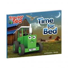 Tractor Ted Time for Bed image