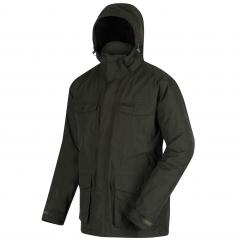 Regatta RMP264 Phyllon Mens Waterproof Jacket Bayleaf  image