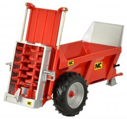 Britains 43181A1 NC Manure Spreader image