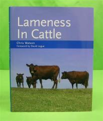Lameness In Cattle Book  image