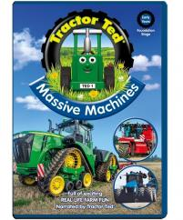 DVD Tractor Ted Massive Machines image