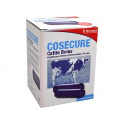 Cosecure Cattle Bolus  image
