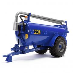 Britains Blue Roadside Slurry Tanker  image