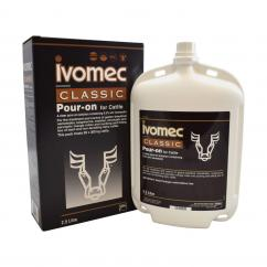 Ivomec Classic Pour On for Cattle  image