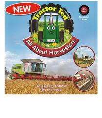 Tractor Ted All About Harvesters image