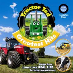 Tractor Ted Greatest Hits Sing Along CD image