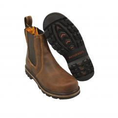 Buckler Buckflex Dark Brown Dealer Boot  image