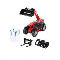 Siku 8613 Manitou Loader with Accessories image
