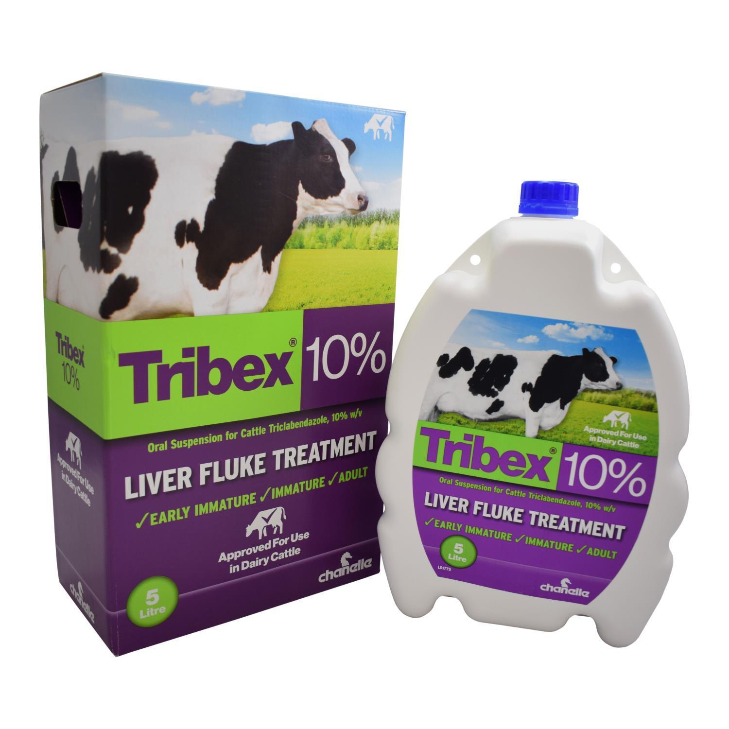 Tribex Cattle 10% Drench