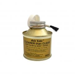 Gold Label Clearer Than Clear Hoof Varnish 250ml 0130 image