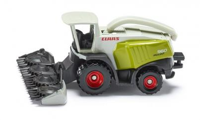 Siku Minature Claas Jaguar 960 Forage Harvester  image