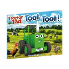 Tractor Ted Toot Toot  image