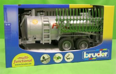Bruder 2020 Fliegl Tanker with Spread Tubes image