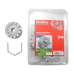 Hotline Aluminium In Line Wire Tensioner Wheel  image