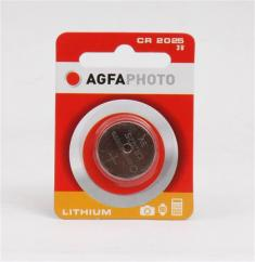 AGFA Lithium Coin Battery CR2025  image