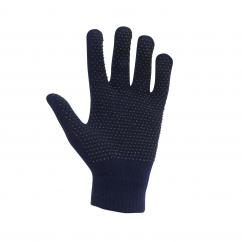 Dublin Magic Pimple Grip Riding Gloves Child Navy  image