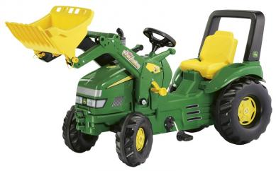 Rolly John Deere X-Trac Tractor and Loader image