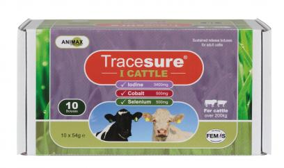 Animax Tracesure -I Bolus for Cattle image