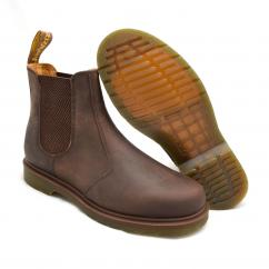 Doc Marten Cushion Sole Dealer Boot in Brown image