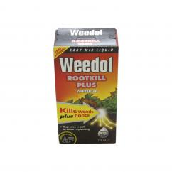 Weedol Root Kill Plus Liquid 250ml  image