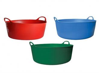 Tubtrug Flexible Shallow Feeding Bucket  image