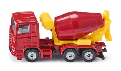 Siku Minature Cement Mixer  image