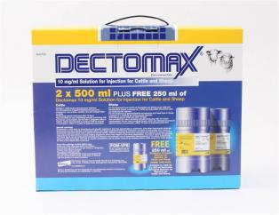 Dectomax Injection Promotion Pack  image