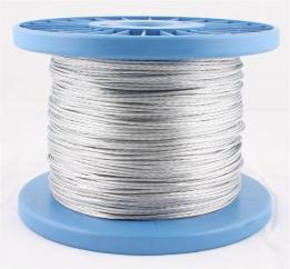 Country 7 Strand Galvanised Fence Wire 200m image