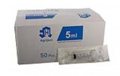 Agriject Disposable Syringes 5ml  image