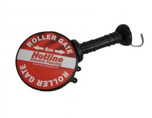 Hotline Electric Fence Rope Roller Gate  image