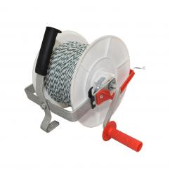Country 3:1 Fence Reel Complete with 6 Strand 500M Wire image
