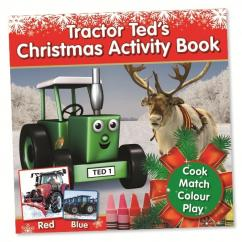 Tractor Ted's Christmas Activity  image