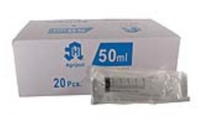 Agriject Disposable Syringes 50ml  image