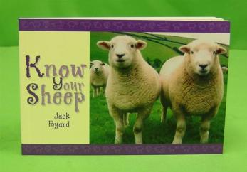 Know Your Sheep Book  image