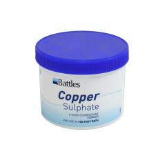 Battles Copper Sulphate 450g image