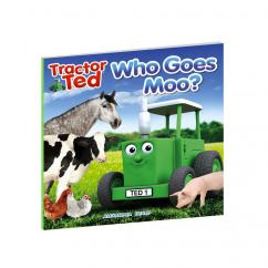 Tractor Ted Who Goes Moo  image