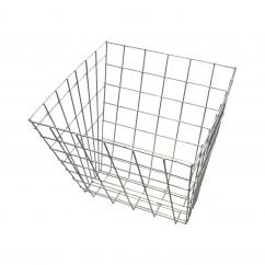 Economy Double Sided Hay Basket image