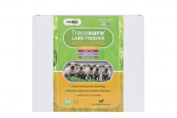 Animax Tracesure Lamb Finisher with Copper 250 Pack image