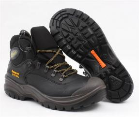 Grisport Contractor Safety Boot in Black  image