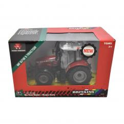 Britains 43235 Massey Ferguson 6718S Tractor image