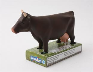Bruder Brown Cow Standing 1:16  image