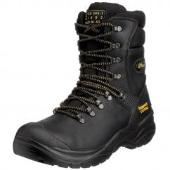 Grisport Combat Safety Boot in Black  image