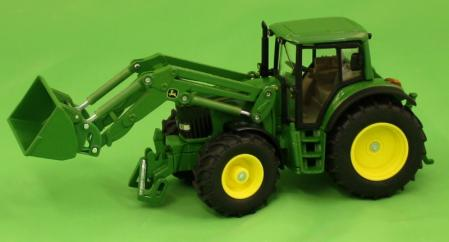Siku John Deere 6820 Tractor with Front Loader  image