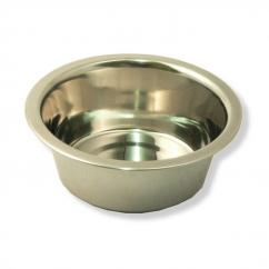 Steel Dog Dish  image