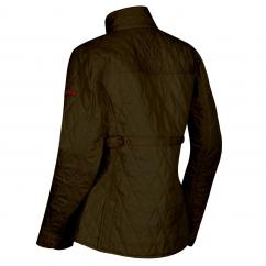 Regatta Ladies Camryn Green Jacket   image