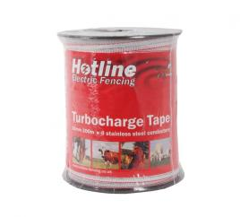 Hotline 10mm Turbocharge Tape 200m image