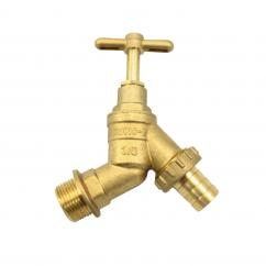 Brass Hose Union Screw on Tap End  image