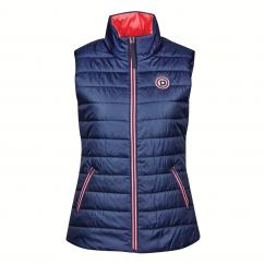 Dublin Julia Ladies Bodywarmer Navy  image